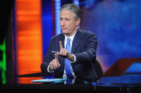 Avec le «Daily Show», Jon Stewart a «changé la politique» aux Etats-Unis | un peu de tout et de rien | Scoop.it