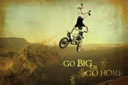 Go big or go home - A Young Entrepreneur in London | Startups and Entrepreneurship | Scoop.it