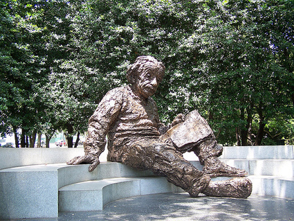 Des conservateurs américains nient la relativité d'Einstein | Engineering and science | Scoop.it