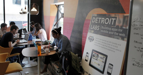 MI: Detroit, Embracing New Auto Technologies, Seeks App Builders | NYTimes.com | Sankt Petersburg | Scoop.it