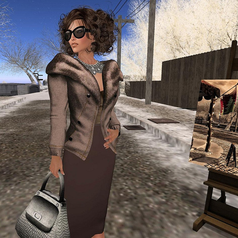 FOUFOU , for classy ladies ! | MIMI'S CHOICE IN SECOND LIFE | Scoop.it