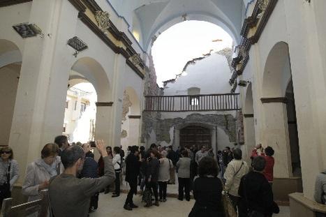 L'arquitecte del bisbat certifica que el temple de Rosselló admet ser reconstruït | #territori | Scoop.it