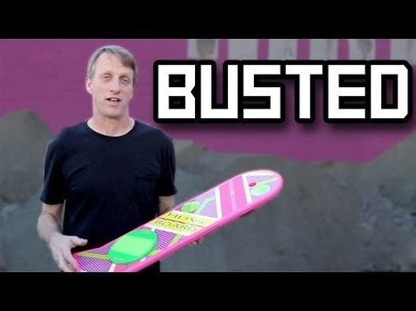 Funny or Die confesses to making the fake hoverboard that enthralled the internet | Scoopit Fast & Effective Curate Facts with MBD | Scoop.it