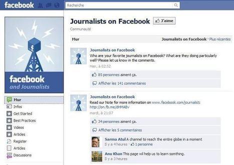 Faut-il construire une salle de presse en ligne sur Facebook? | La presse en ligne sauvera-t-elle la presse papier? | Scoop.it
