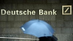 Deutsche Bank en bien mauvaise posture quoi qu'en dise son patron - Le Blog Finance | Econopoli | Scoop.it