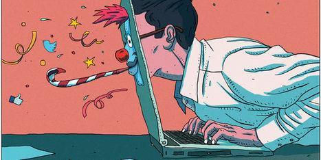 Contrôler son identité numérique, ça s'apprend | Accompagner la démarche portfolio | Scoop.it