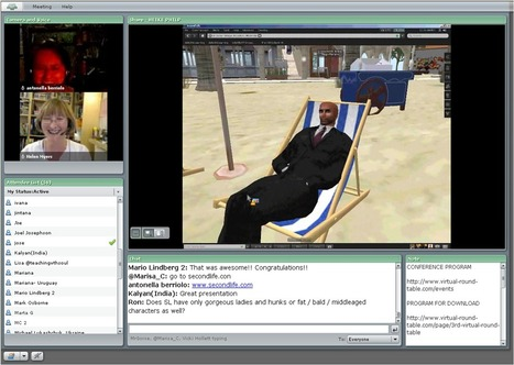 Association for Language Learning (London Branch) in Second Life | nowa's virtual | Scoop.it