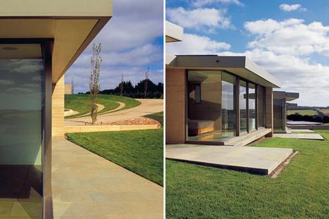 和外星人無關的麥田圈住宅「Earth House」 | 建築 | Scoop.it