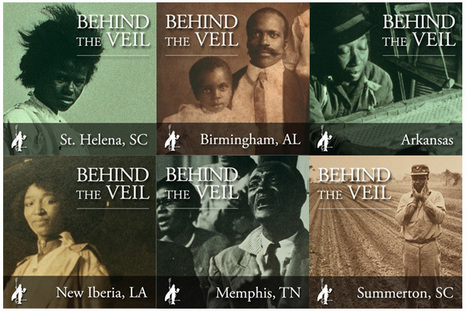 Now Available Online: Jim Crow Oral History Recordings from the ... | Civil Rights | Scoop.it