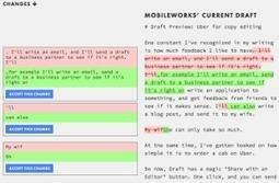 Draft. Traitement de texte collaboratif | TICE et Web 2.0 | Scoop.it