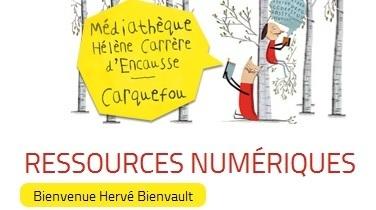 Médiathèque de Carquefou : test de l'offre de prêt de livres numériques - Aldus - tout sur le livre numérique, depuis 2006 | Lire en numérique en bibliothèque | Scoop.it