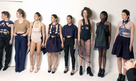 Noémie Devime embellit le théâtre de la mode avec ses généreuses collections - Les hauts de la Mode   leshautsdelamode   Scoop.it