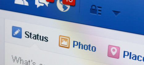 Facebook: des outils d'éditions photo sur l'application Web | Social Media Curation par Mon-Habitat-Web.com | Scoop.it