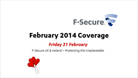February Coverage (21st) | F-Secure Coverage (UK) | Scoop.it