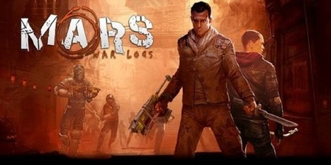 Mars War Logs Lands On Xbox 360 Today, PSN Next Month - Cinema Blend | GamingShed | Scoop.it