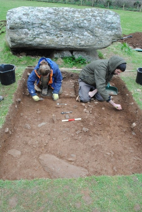 Excavation of Neolithic chambered tomb on Anglesey begins | Mégalithismes | Scoop.it