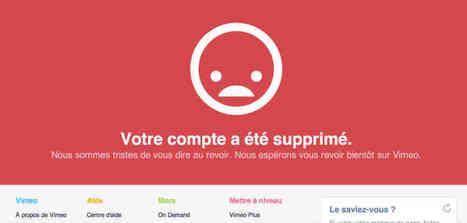Supprimer un compte Vimeo   Se désinscrire des Réseaux Sociaux   Scoop.it