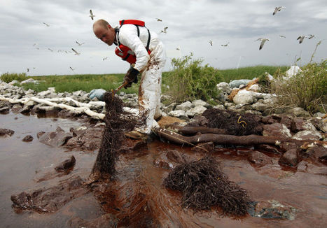 BP Comes To Record $20.8 Billion Settlement Agreement Over Gulf Oil Spill | ThinkProgress | Sustain Our Earth | Scoop.it