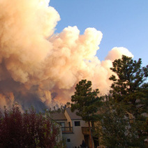 Wildfires Spit Climate Changing Tar Balls : DNews | Sustain Our Earth | Scoop.it