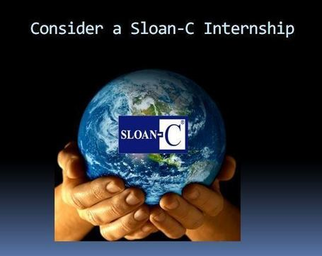 Internship Opportunities at Sloan-C | Aprendiendo a Distancia | Scoop.it