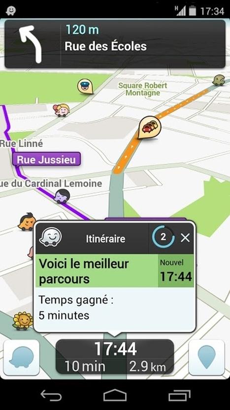 9 applis d'info trafic pour optimiser vos trajets | Geeks | Scoop.it