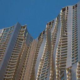 """Gehry shares digital system for """"paperless buildings"""" 