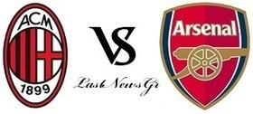 Milan - Arsenal (21:45) Live Streaming ~ Last News gr | GOSSIP, NEWS & SPORT! | Scoop.it