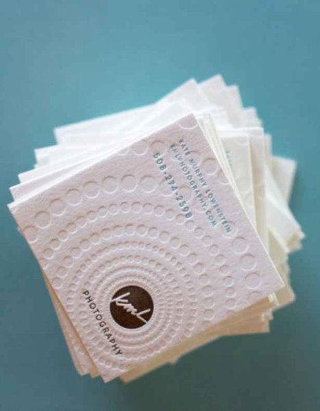 종이인쇄 디자인 구경해 보세요. ^^ - 49 stunning examples of letterpress printing | Food Life Story | Scoop.it
