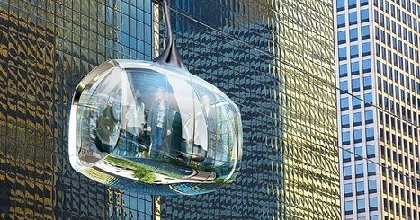 Inhabitat's Week in Green: Chicago's high-flying cable cars | Sustainability Science | Scoop.it