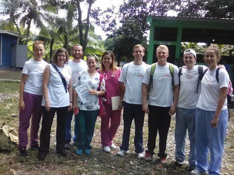 "Review John Dahl Honduras Volunteer in La Ceiba PreMed program with Abroaderview.org | ""#Volunteer Abroad Information: Volunteering, Airlines, Countries, Pictures, Cultures"" 