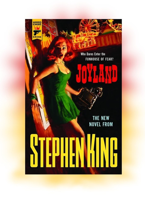 Joyland - Now Available! | World of Stephen King | Scoop.it