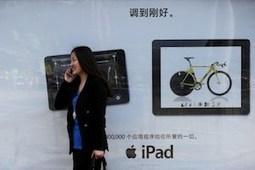 En Chine, Apple obéit aux autorités et retire une application anti-censure | Libertés Numériques | Scoop.it