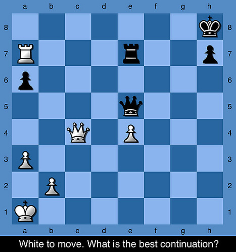 Quantum Computing and Chess Problems   Chess on the net   Scoop.it