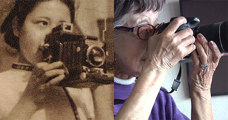 Japan's First Female Photojournalist is Still Shooting at the Age of 101 | xposing world of Photography & Design | Scoop.it