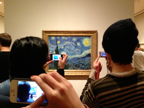 Why Can't We Take Pictures in Art Museums? | Libraries & Museums | Scoop.it