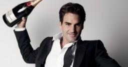 Roger Federer, nouvel ambassadeur Moët & Chandon | Marketing Sportif | Scoop.it