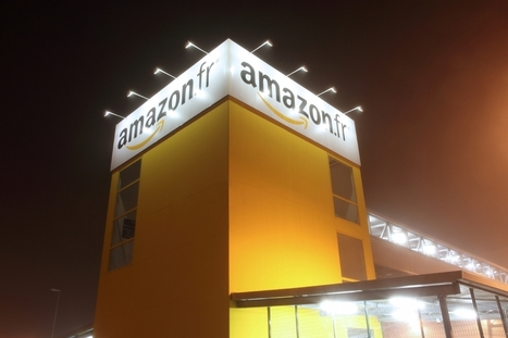 Amazon perd une bataille contre les librairies traditionnelles | Economie Numérique | Scoop.it