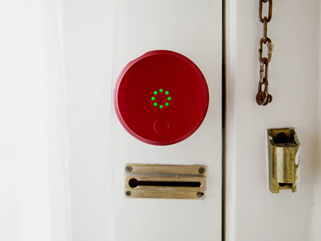 Internet of Anything: This Smart-Lock Startup Is the Best Bet for Taking On Nest | Peer2Politics | Scoop.it