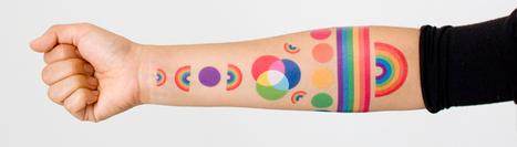Tattly™ Designy Temporary Tattoos — For Designers | Diseño everywhere | Scoop.it