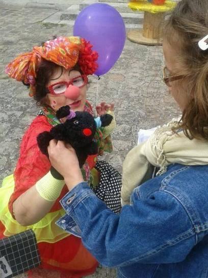 Un bon clown, tu seras ! | Clowns Z'hôpitaux, NEZ pour la rencontre - les coeurs visiteurs | Scoop.it