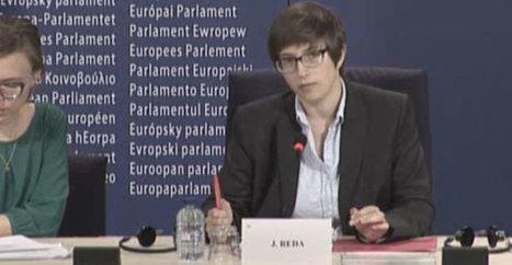 Droit d'auteur : le rapport de la Pirate Julia Reda adopté en commission | Libertés Numériques | Scoop.it