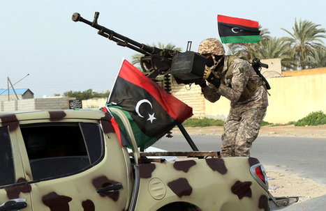 British special forces fighting in Libya: Report | Histoire de la Fin de la Croissance | Scoop.it