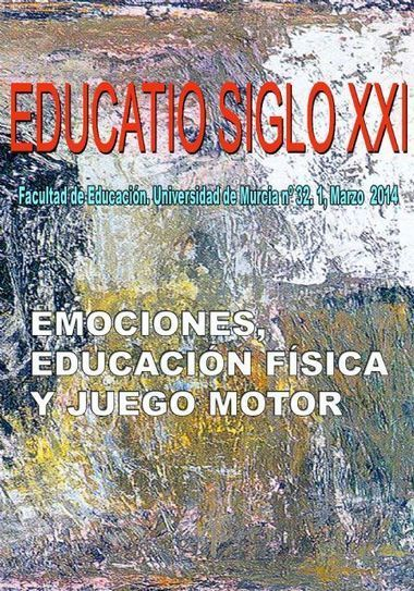 La Educación física desde una perspectiva emocional, en el último número de la revista Educatio Siglo XXI - murcia.com | Educación Física TIC | Scoop.it
