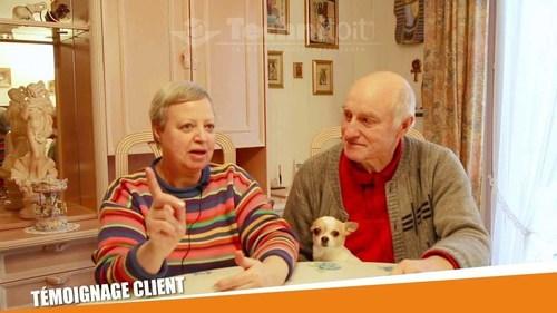 [vidéo] Témoignage de Clients Technitoit à Lille - Rénovation Toiture, hydrofugation