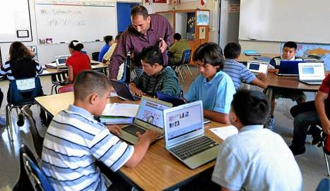 El Rancho Unified School District opens new STEAM academy - Whittier Daily News | (STEAM) Science,Technology, Engineering, Arts, Mathematics Education | Scoop.it