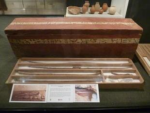 El Museo de Luxor expone un nuevo sarcófago descubierto por investigadores españoles / Noticias / SINC - Servicio de Información y Noticias Científicas | Historia y Filosofía | Scoop.it