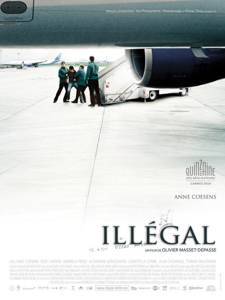 Projection du film  ILLEGAL et débat | Omnia via Verts de Rouen | Rouen | Scoop.it
