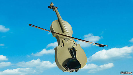 Print me a Stradivarius | Art, Technology & Education | Scoop.it