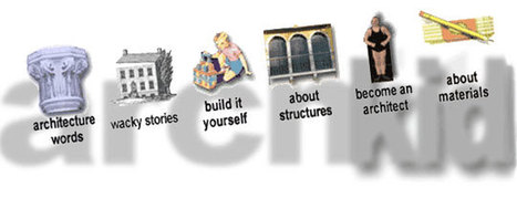 archKIDecture || architecture for kids || home | The Nomad | Scoop.it