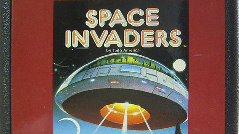 Google AI teaches itself to destroy human opponents at 'Space Invaders'   Peer2Politics   Scoop.it